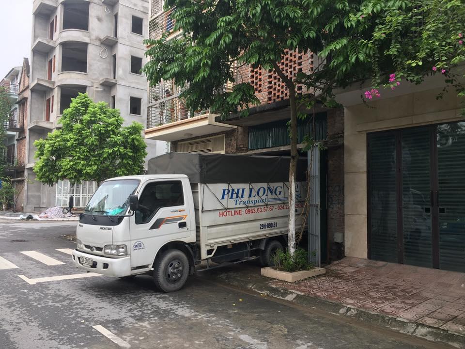 Thuê xe 5 tạ tại hà nội chở hàng đi Nam Định