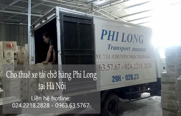 Dịch vụ taxi tải phố Vĩnh Phúc đi Hải Dương