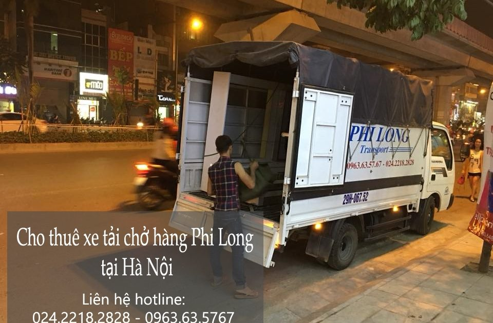 Thuê xe chở hàng 5 tạ phố Nam Cao đi Quảng Ninh