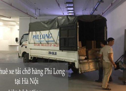 Dịch vụ thuê xe tải 5 tạ tại đường Thịnh Liệt đi Bắc Ninh