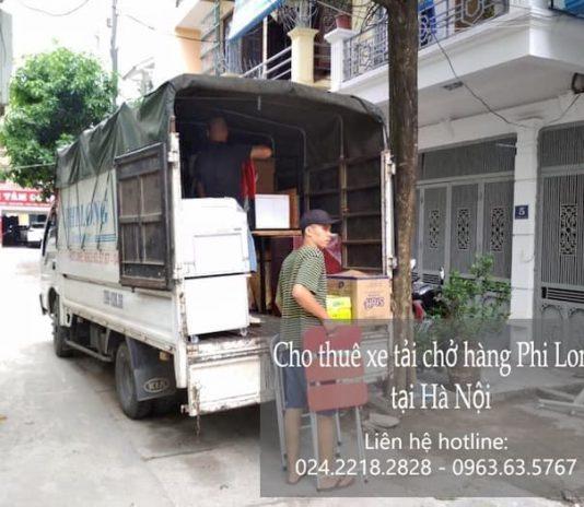 Cho thuê xe tải chở hàng Hà Nội đi Hưng Yên