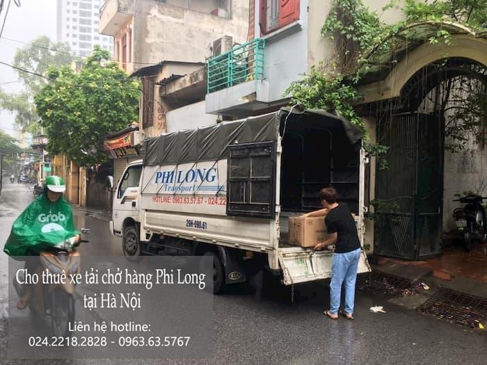 Dịch vụ taxi tải phố Đội Nhân đi Thanh Hóa