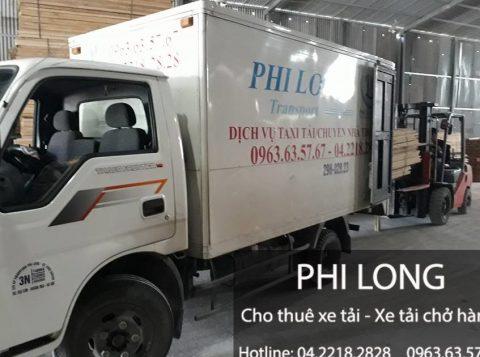 Chở hàng thuê tại đường Lê Đức Thọ đi Quảng Ninh