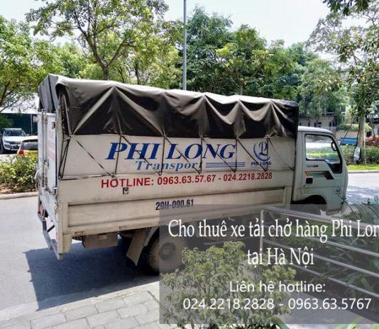 Xe tải chở hàng từ Hà Nội đi Hà Nam