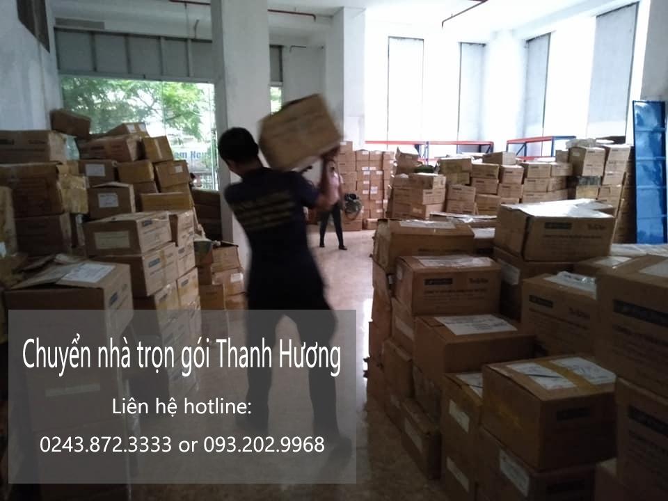 Dịch vụ chở hàng thuê tại đường Thượng Thanh đi Hà Nam