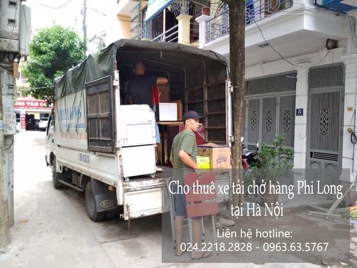 Dịch vụ chở hàng thuê phố Hàng Buồm đi Hòa Bình