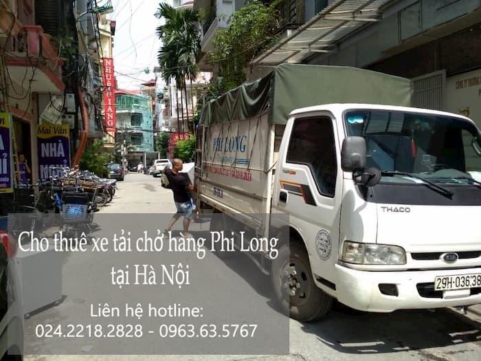 Dịch vụ chở hàng thuê phố Nguyễn Văn Tố đi Hòa Bình