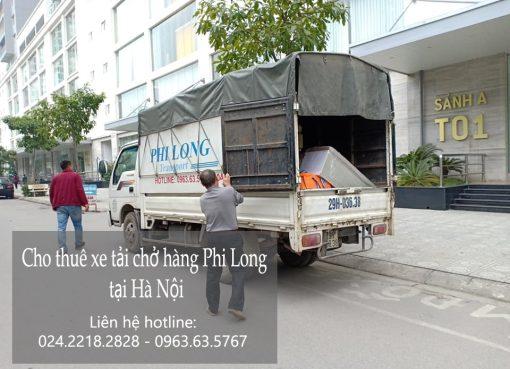 Dịch vụ chở hàng thuê phố Đinh Công Tráng đi Quảng Ninh