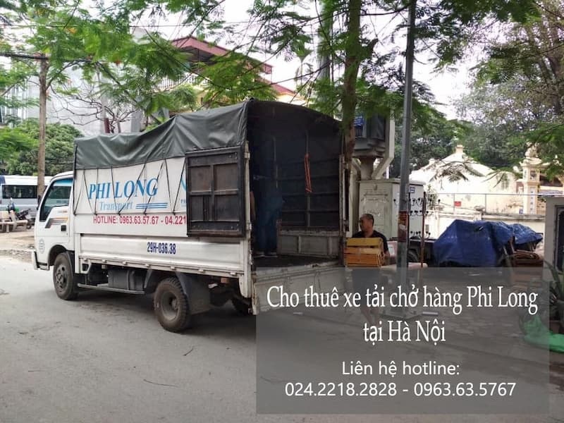 Dịch vụ chở hàng thuê phố Tràng Tiền đi Hòa Bình