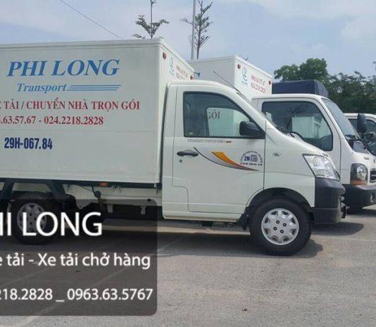 Dịch vụ chở hàng thuê tại đường Tân Tụy đi Hà Nam