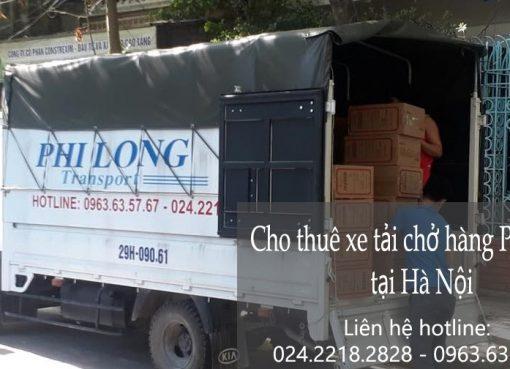 Taxi tải giá rẻ tại đường Bằng Liệt đi Nghệ An