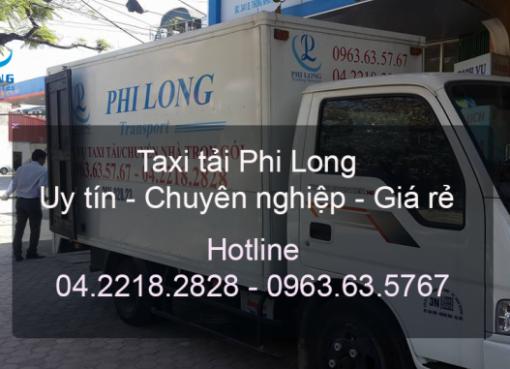Dịch vụ chở hàng thuê tại đường Nguyễn Xiển đi Cao Bằng